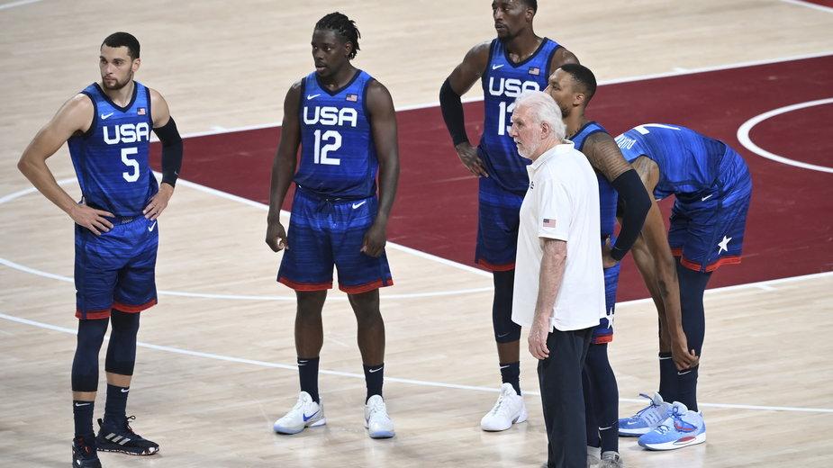 Reprezentacja USA przegrała na IO po raz pierwszy od 2004 r.
