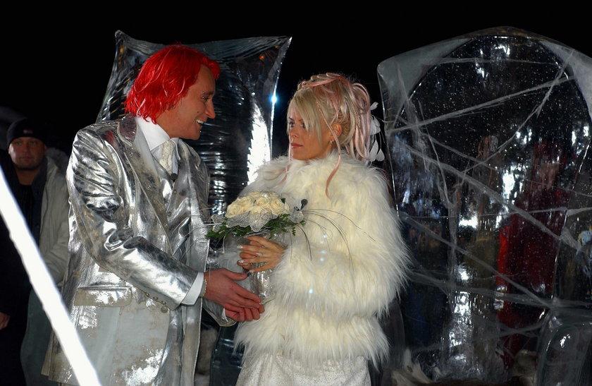 Ślub Michała Wiśniewskiego i Mandaryny