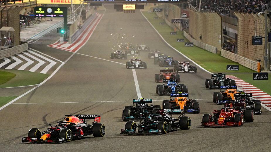 Grand Prix Bahrajnu F1