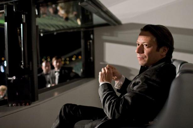 """Mathieu Amalric w filmie """" Quantum of Solace"""""""