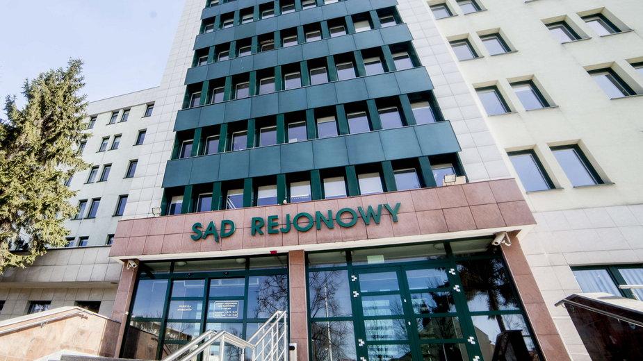 Sąd Rejonowy w Kielcach. Trwa proces Krzysztofa S., proboszcza parafii w Częstochowie