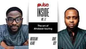 Osita Francis Ugeh: The art of touring an Afrobeats artist. [Pulse Nigeria]