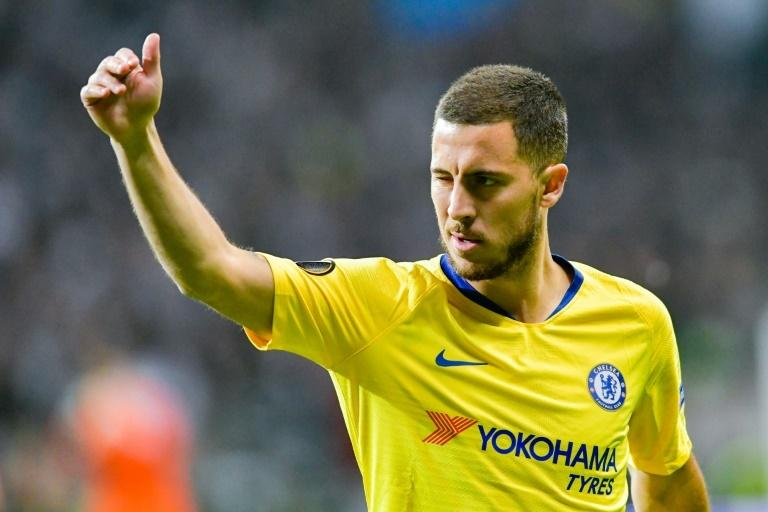 Eden Hazard could be on his way from Chelsea to Real Madrid