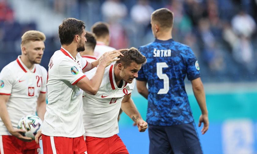 Karol Linetty strzelił gola w 46. minucie i wydawało się, że Polacy pójdą za ciosem
