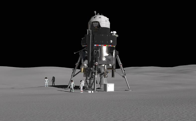 Kosmiczny lądownik