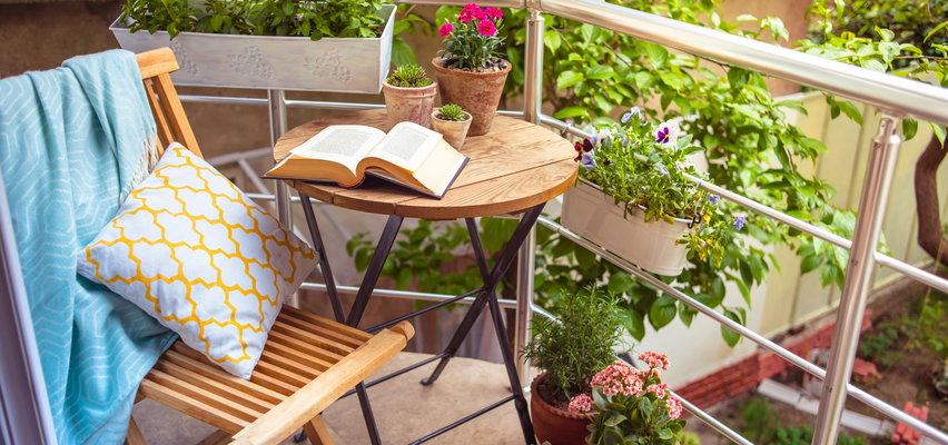 Przygotuj balkon lub taras na lato z tymi 3 super promocjami!