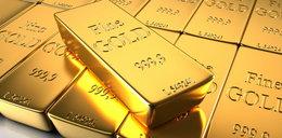 Znaleźli pięć sztab złota ukrytych w czołgu!