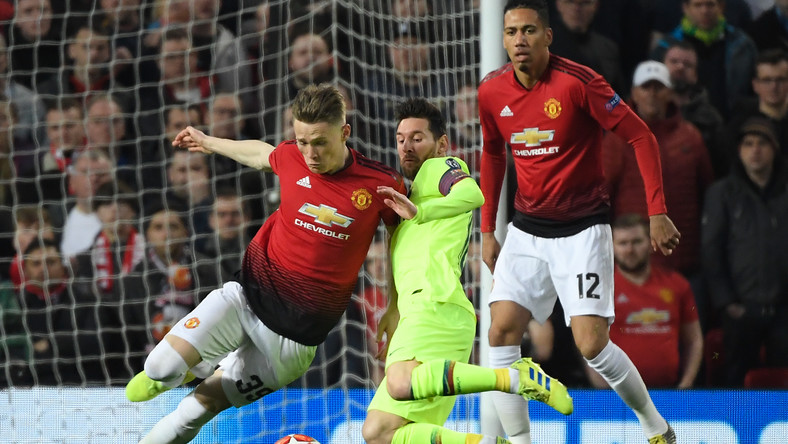 Manchester United – FC Barcelona