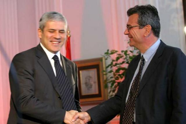 U razgovoru sa predsednikom Tadićem