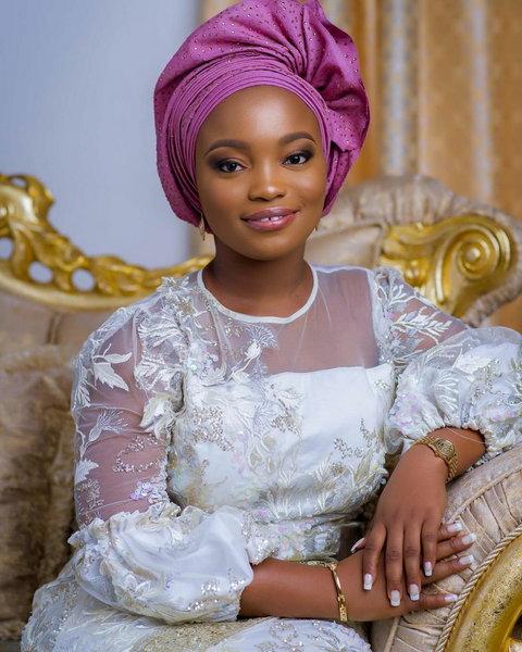 Ayomikun Alabi says Soji Alabi is the only father she knows [Instagram/TheAyomikuAlabi]