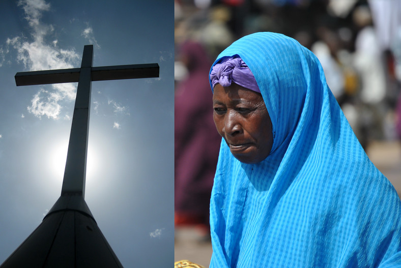 Religion in Nigeria is a big deal, and it is interesting to see the different ways that active members are dealing ith the sudden disruption of their normal religious ways. [Credit - The Antenna]