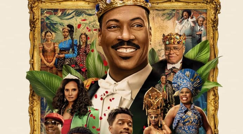 The official trailer for 'Coming 2 America' is here!