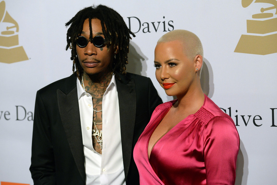 Amber Rose fot. Scott Dudelson / Contributor/ GettyImages
