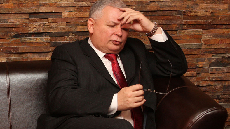 Szef PiS bardzo ostro atakuje partię rządzącą