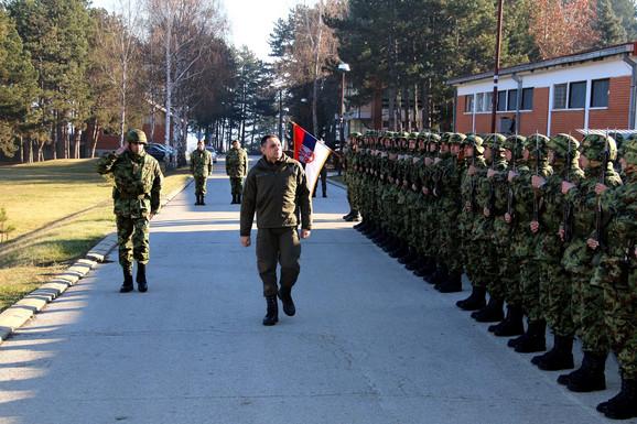Aleksandar Vulin, Vojska Srbije, Kopnena zona bezbednosti