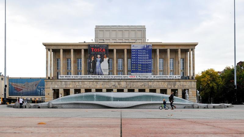 Teatr Wielki w Łodzi