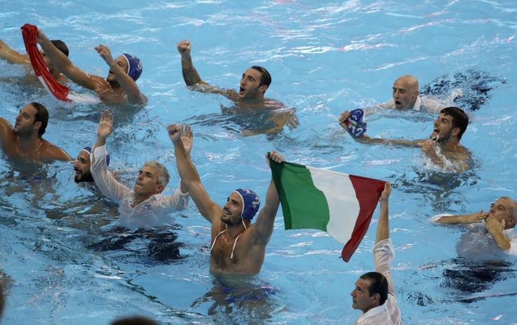 Vaterpolo reprezentacija Italije