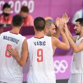 CAREVI, SVAKA ČAST! Basketaši Srbije i dalje nepobedivi na Olimpijskim igrama u Tokiju