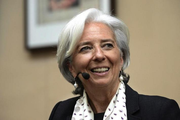6. Christine Lagarde