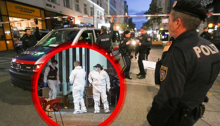 TERORISTIČKI NAPAD U BEČU Preminula i peta žrtva, uhapšene dve osobe u  Švajcarskoj