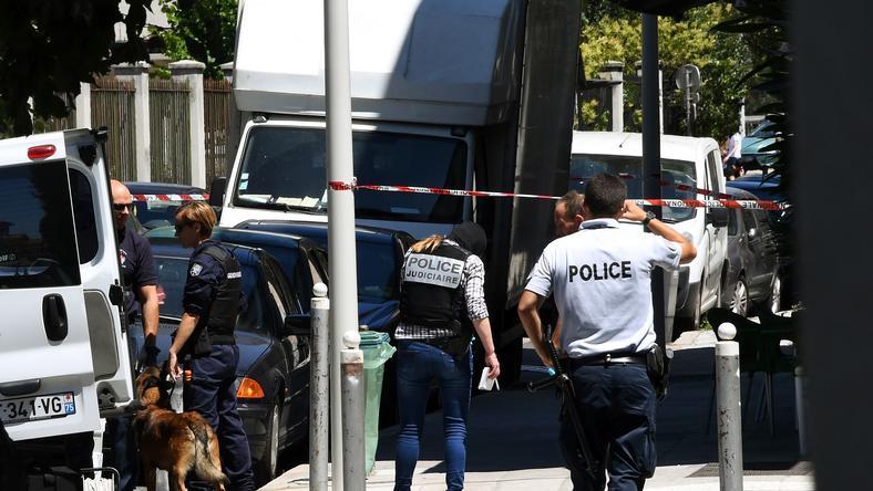 Zamach terrorystyczny w Nicei. Wiele ofiar