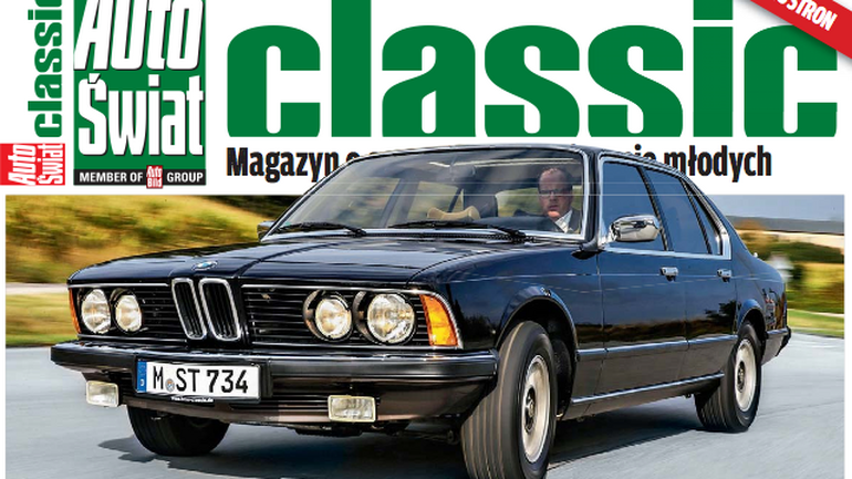 Auto Świat Classic 4/2017