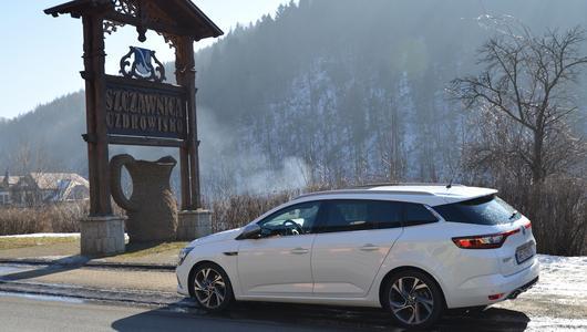 Renault Megane GT Grandtour 1.6 dCi | Długi dystans | Cześć 1