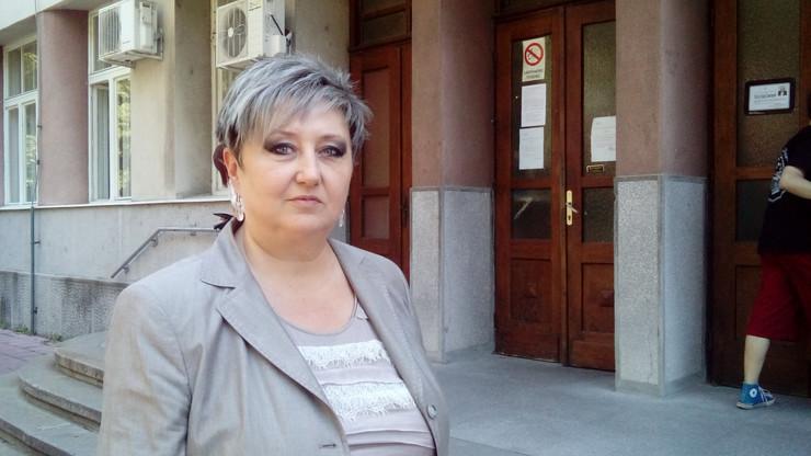 Natalija Jovanovc dekan Filozofskog fakulteta u Nisu foto I Andjekovic