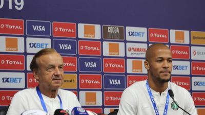 10 things we learnt from Super Eagles press conference ahead of Sierra Leone clash