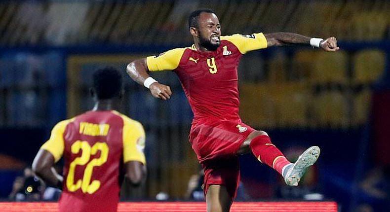 Jordan Ayew wins Man of the Match in Ghana's 2-2 draw with Benin
