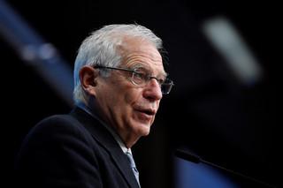 Szef dyplomacji UE potępił wydalenie unijnych dyplomatów z Rosji