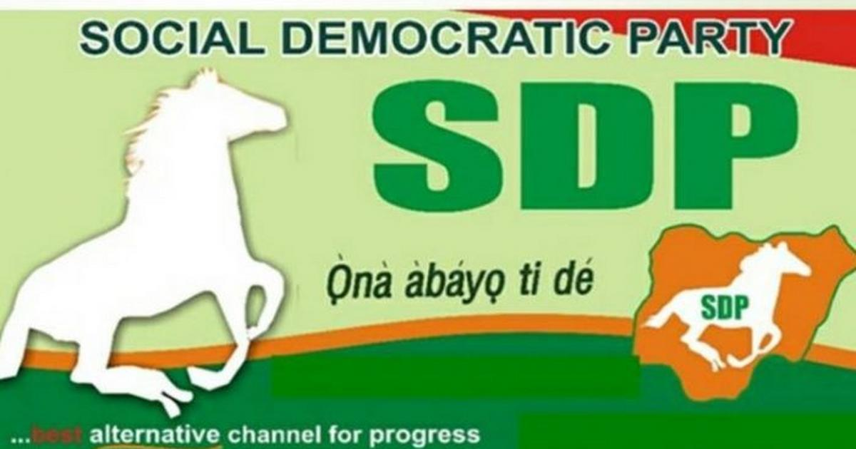 Lagos SDP gets acting Chairman, Publicity Secretary - Pulse Nigeria