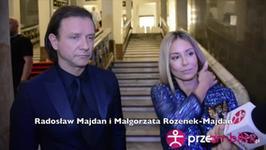 Jak Małgorzata Rozenek-Majdan i Radek Majdan reagują na paparazzi?