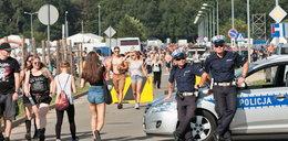 Gwałty, pobicie, kradzieże i pijani kierowcy. Woodstock 2017 w liczbach