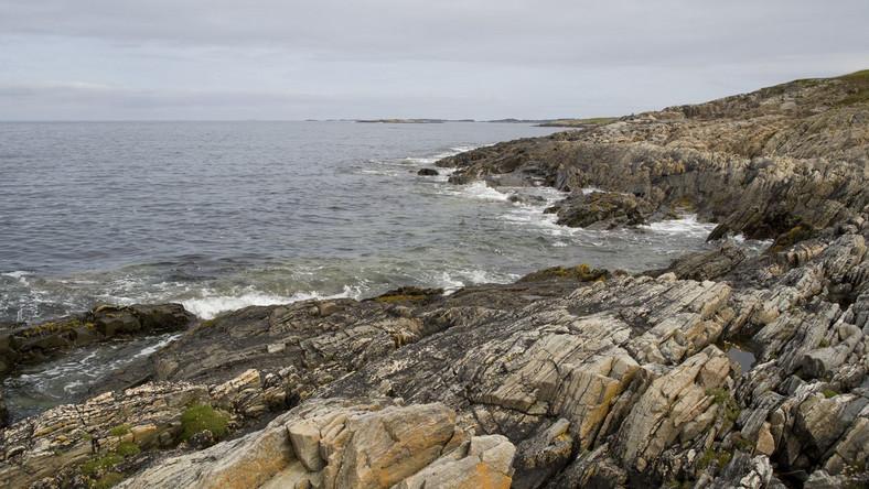 Wybrzeże Norwegii