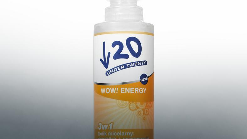 3w1 tonik micelarny: demakijaż + oczyszczanie + tonizowanie