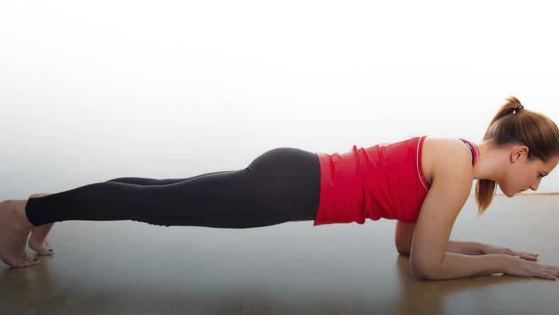 Plank, fot. ideafit.com