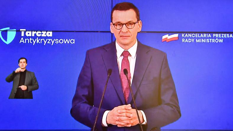 """Premier Morawiecki jest bardzo nieprecyzyjny mówiąc, że Unia nie przeznaczyła żadnych """"nowych"""" środków na koronawirusa"""