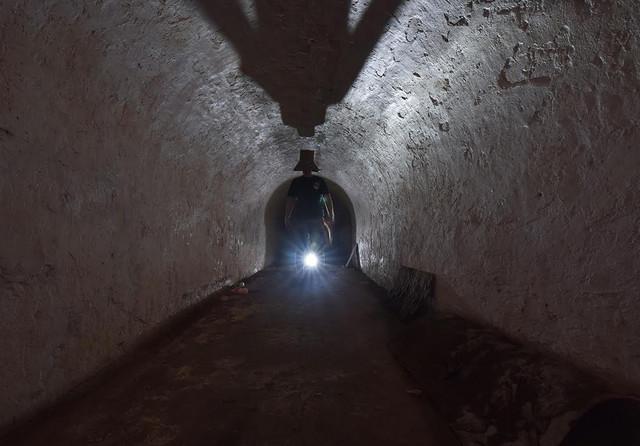 Lavirint podzemnih hodnika: Tunel kojim se izlazi pravo na Dunav