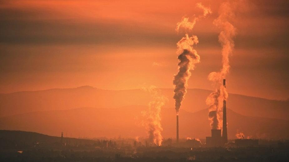 Za ocieplenie klimatu odpowiadają gazy cieplarniane