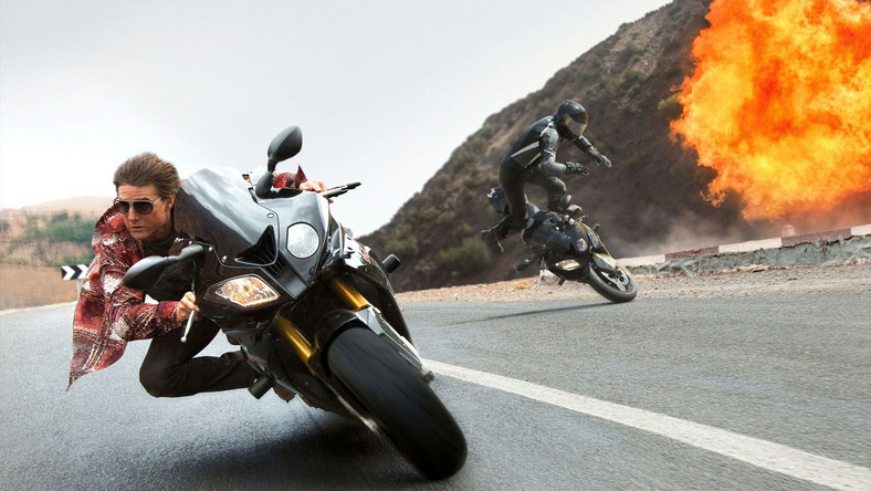 """Mission: Impossible – Rogue Nation"" (reżyseria: Christopher McQuarrie)"