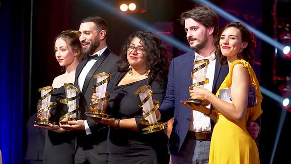 Svi dobitnici nagrada u Marakešu