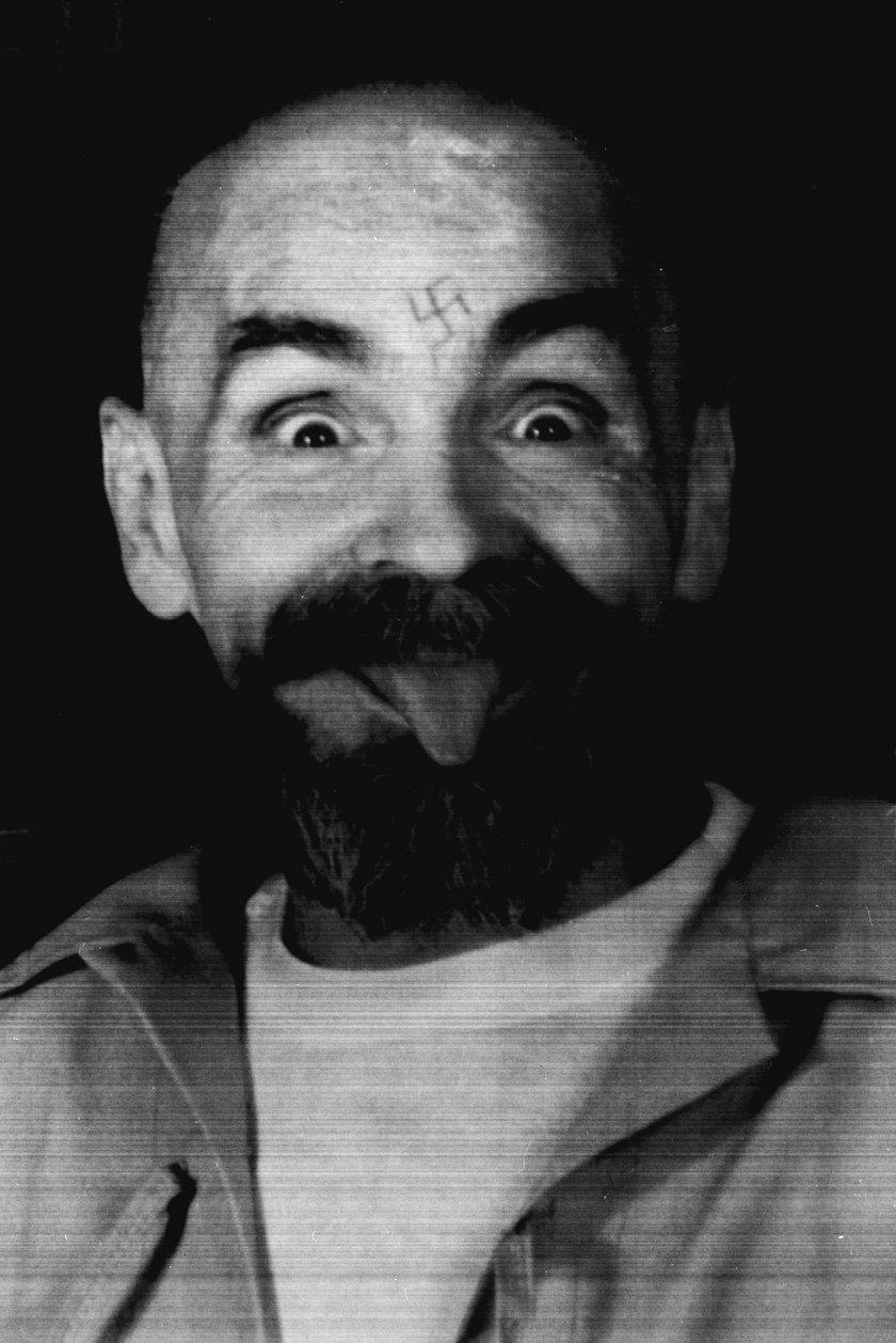 Charles Manson zmarł w wieku 83 lat