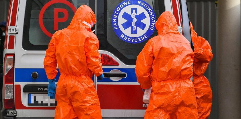 Dramatyczne dane MZ. Tylu medyków straciło życie przez pandemię