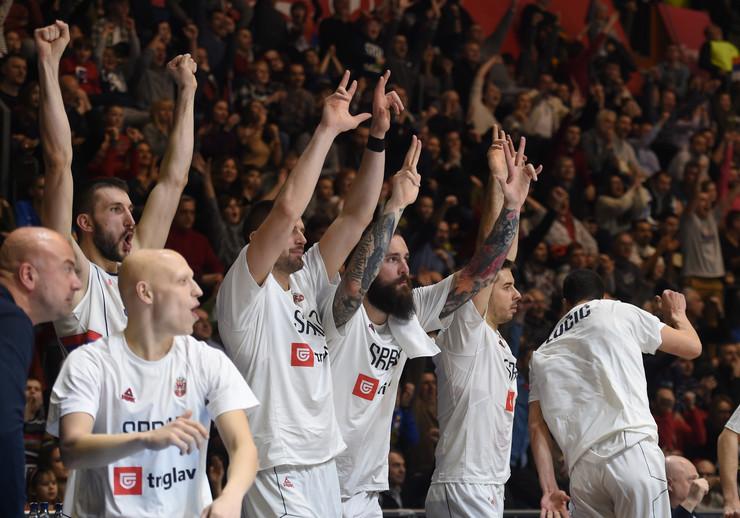 Košarkaška reprezentacija Srbije, Izraela