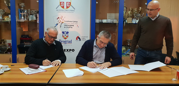 Đovani Postiljone, Darko Majstorović i Nebojša Jevremović