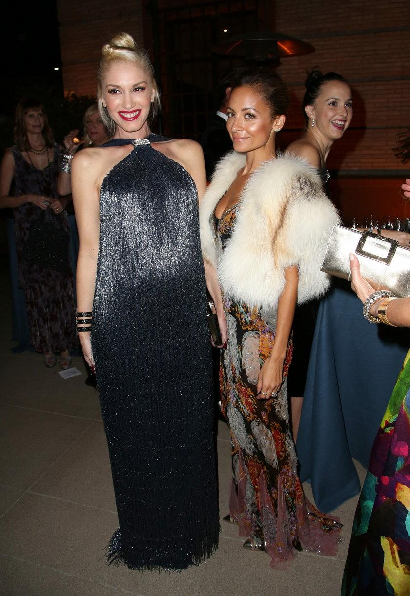 Gwen Stefani i Nicole Richi
