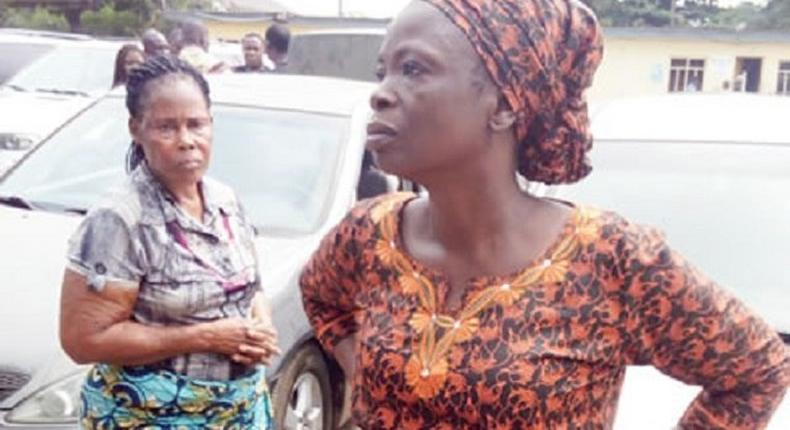 Pastor Peace Udoh is accused of running a baby factory