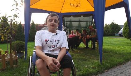 14-letni Michał przeszedł 40 operacji!