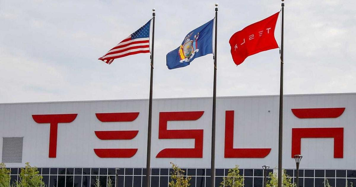 After Elon Musk called stay-at-home orders 'fascist', a worker in ...
